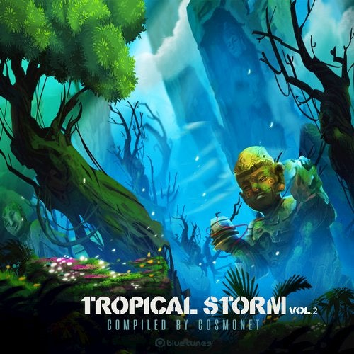 Tropical Storm, Vol  2 (Compiled by Cosmonet) from Blue