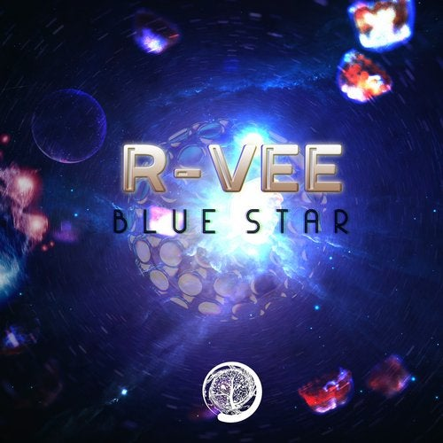 R-Vee — Blue Star [EP] 2018