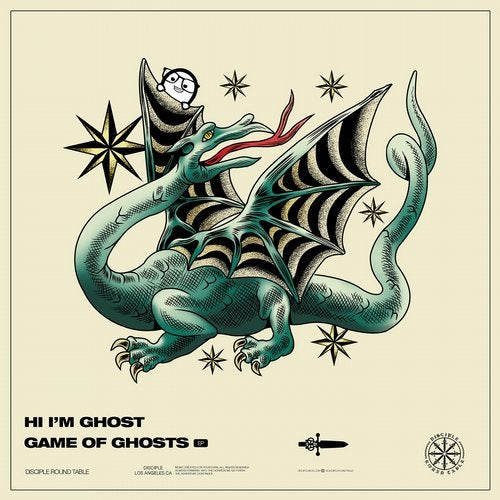 Hi I'm Ghost - Game Of Ghosts 2019 [EP]