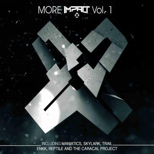 VA - MORE IMPACT VOL.1 [EP] 2018