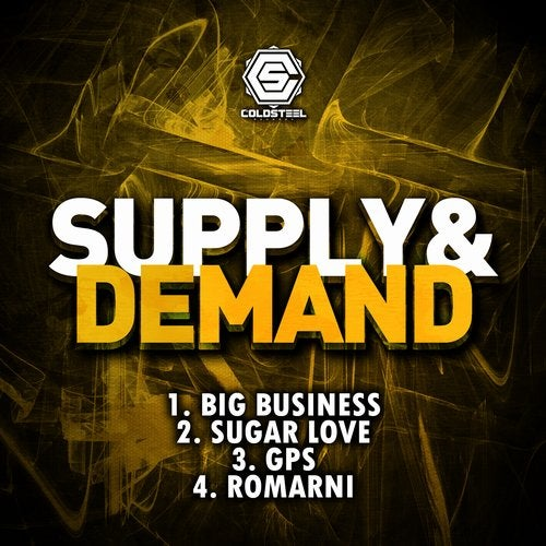 Supply, Demand - Sugar Love (EP) 2018