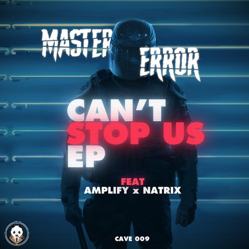 Download Master Error - Can't Stop Us (CAVE009) mp3