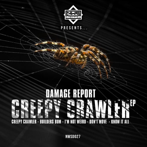 Download Damage Report - Creepy Crawler EP (NWSD027) mp3