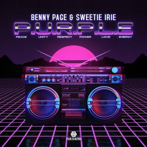 Benny Page, Sweetie Irie - P.U.R.P.L.E 2018 [LP]
