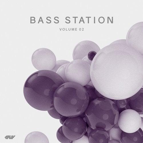 VA - BASS STATION VOL.02 (ARUY) (LP) 2019