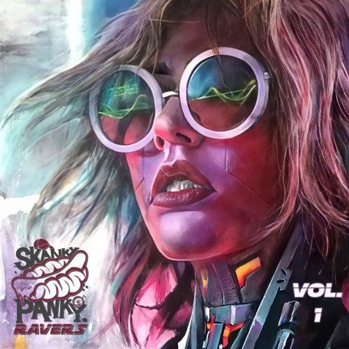 Slim Blue - Skanky Panky Ravers EP [SPRR011]