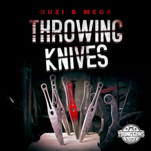 Guzi & Mega — Throwing Knifes [EP] 2018