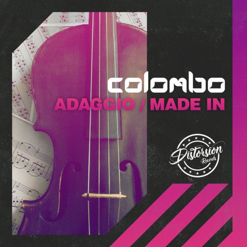 Colombo - Adaggio / Made In (DSTR390)