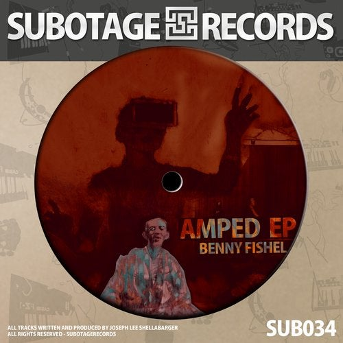 Benny Fishel - Amped 2018 [EP]