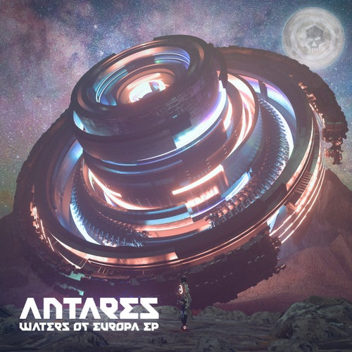Antares - Waters Of Europa EP (FORCE104)