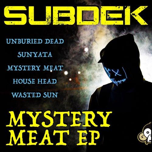 Download SUBDEK - Mystery Meat EP (IDJR297) mp3