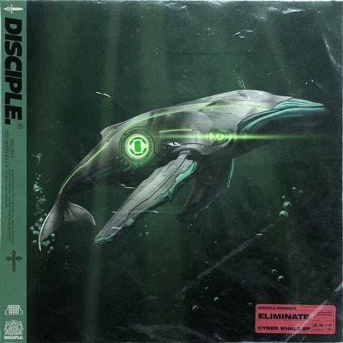 Eliminate - Cyber Whale (EP) 2019
