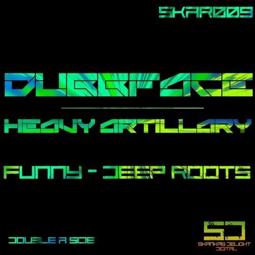 Heavy Artillary, Dubbface - Funny / Deep Roots 2016 (EP)