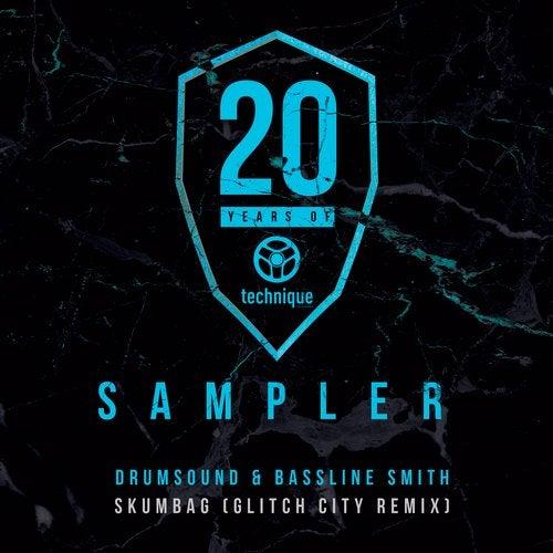 Drumsound + Bassline Smith - Skumbag (Glitch City Remix) 2019 [Single]