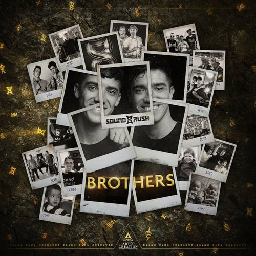 Download Sound Rush - Brothers (Album) (AOCD002) mp3
