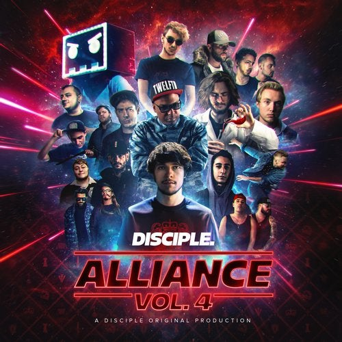 DISCIPLE ALLIANCE VOL. 4 2018 [LP]