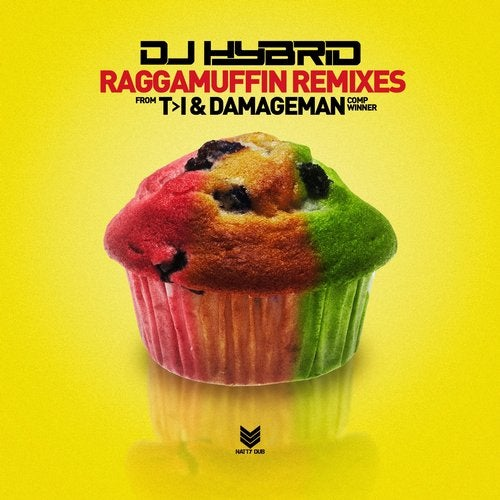 DJ Hybrid - Raggamuffin Remixes 2019 [EP]