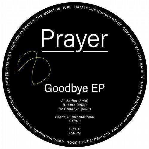 Prayer - Goodbye 2018 (EP)