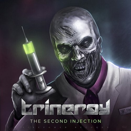 Trinergy - The Second Injection (EP) 2015
