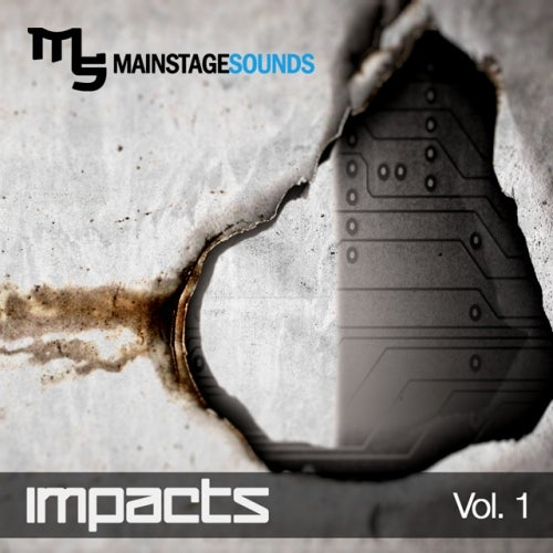 Mainstage Impacts Vol 1 [Mainstage Sounds]