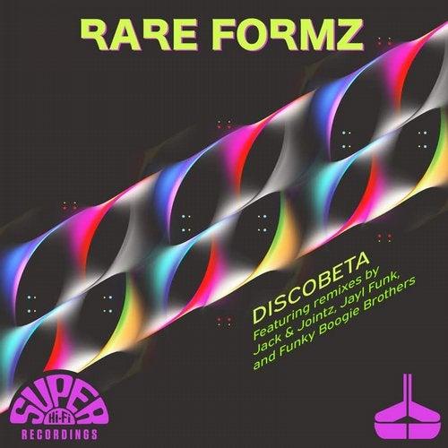 discObeta - Rare Formz (Remixes) 2019 [EP]