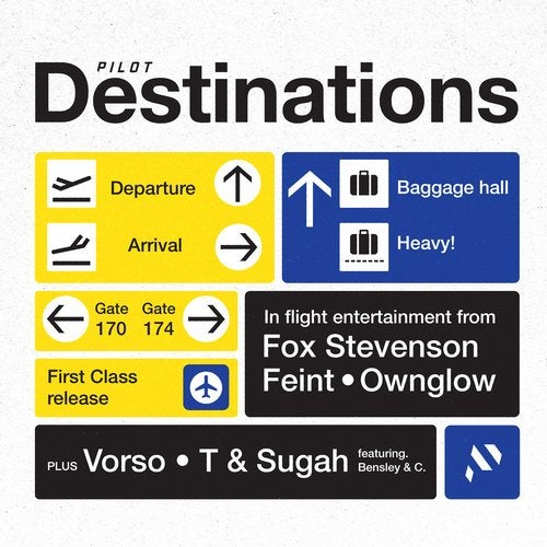 VA — DESTINATIONS, VOL. 1 (PILOT) [EP] 2018