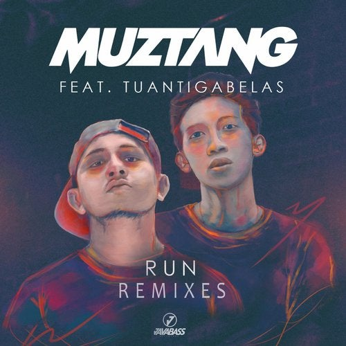 Muztang & Tuan Tigabelas - Run Remixes EP