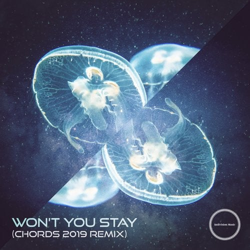 Indivision - Won't You Stay (Chords 2019 Remix) (Single) 2019