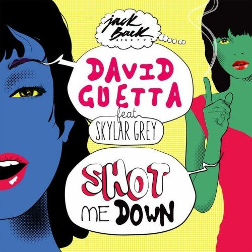 Shot Me Down feat Skylar Grey (Extended)