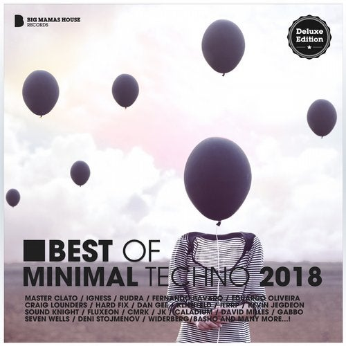 Best of Minimal Techno 2018 (Deluxe Version) from Big Mamas House