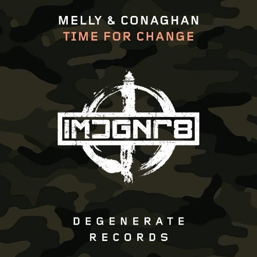 Melly & Conaghan - Time For Change: Tracks on Beatport