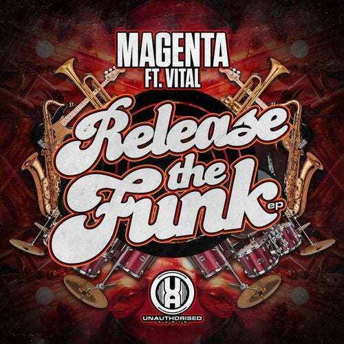 Magenta — Release The Funk (EP) 2018