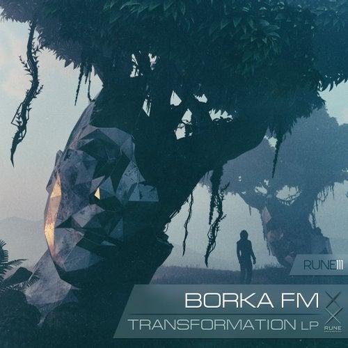 Borka Fm - Transformation (LP) 2018
