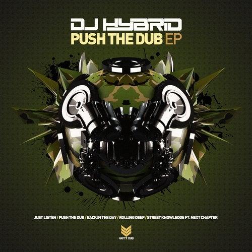 DJ Hybrid - Push The Dub (EP) 2019