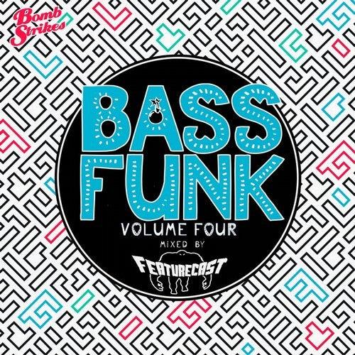 BASS FUNK VOL. 4 (MIXED BY FEATURECAST) 2018 [LP]