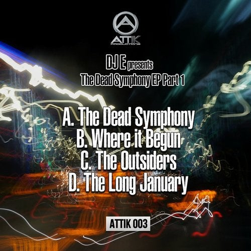 DJ E Presents The Dead Symphony Part 1