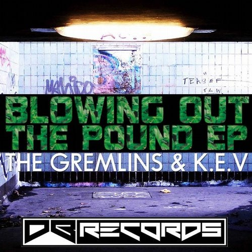 The Gremlins - Blowing Out the Pound 2014 [EP]