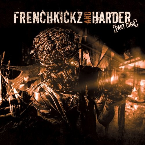VA - Frenchkickz and Harder Part Cinq LP