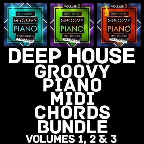 Deep House Groovy Piano Midi Chords Bundle Mainroom Warehouse
