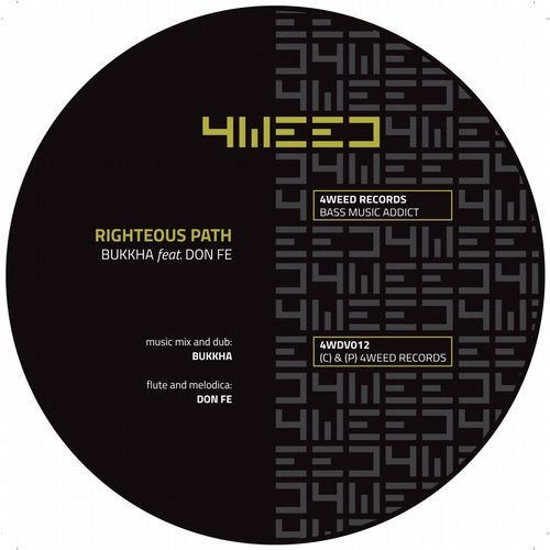 Bukkha - Righteous Path (EP) 2018