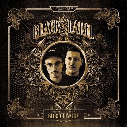 BloodThinnerz - Gravedigger (EP) 2019