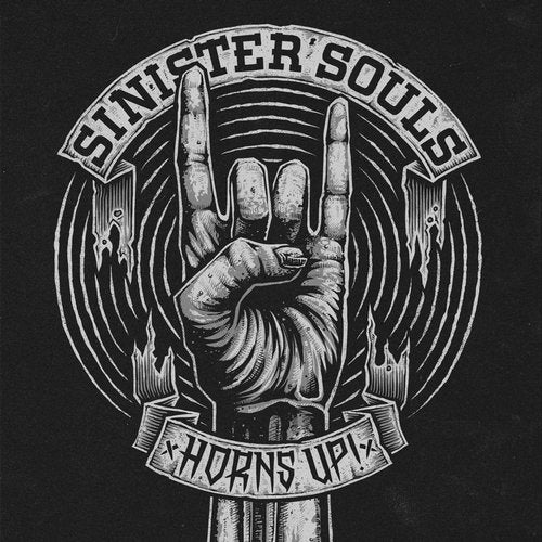 Sinister Souls - Horns Up (LP) 2014