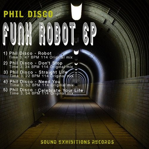 Funk Robot [Sound-Exhibitions-Records] :: Beatport