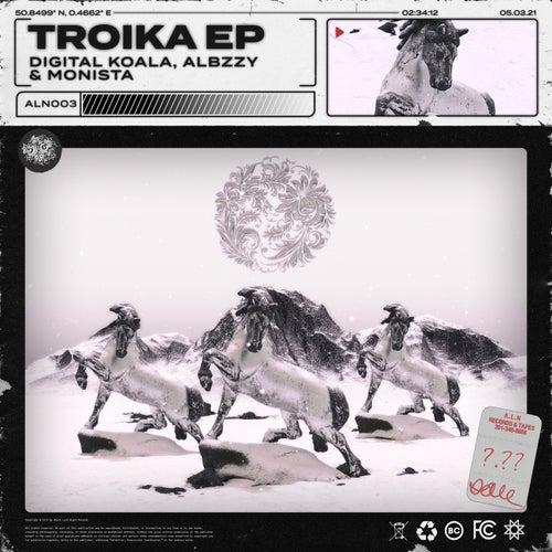 Download Albzzy, Digital Koala, Monista - Troika EP mp3
