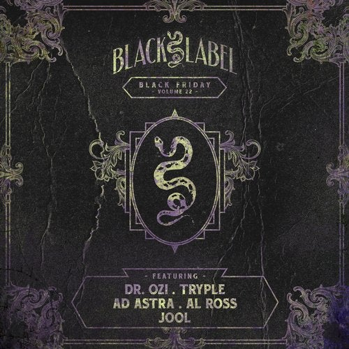 BLACK FRIDAY VOL. 22 (EP) 2018