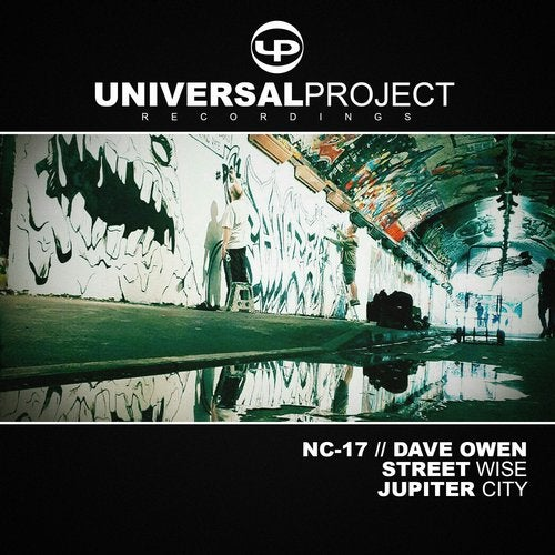 Nc-17, Dave Owen - Street Wise / Jupiter City [EP] 2018
