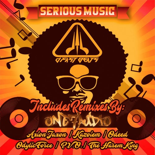 Download D-Fast Beats - Serious Music Remixed (ONE7077) mp3