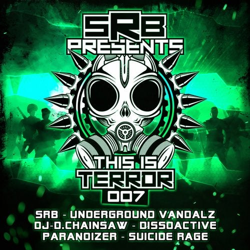 VA — SRB Presents This is Terror, Vol. 7 [EP] 2019