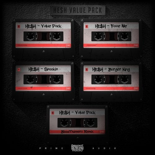 HE$H - Value Pack (EP) 2015