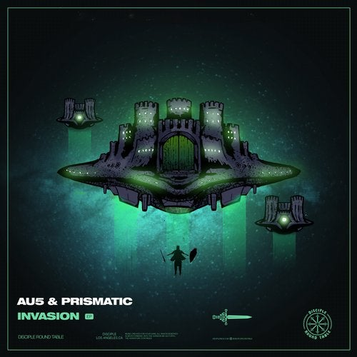 Au5, Prismatic - Invasion EP [DRT079]